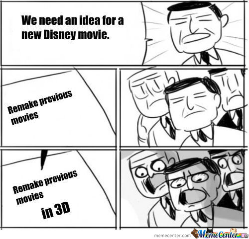Those Damned Disney Guys