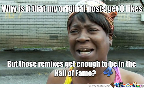 Those Remixes