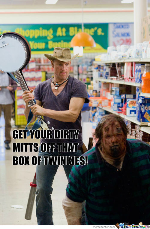 Those Twinkies Are Mine