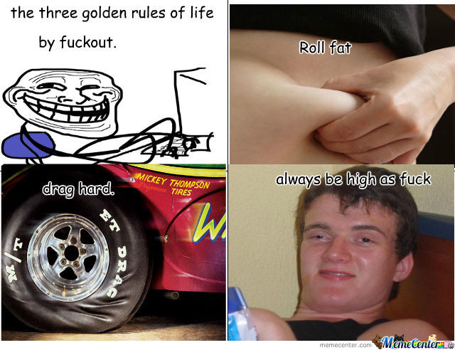 Three Golden Rules