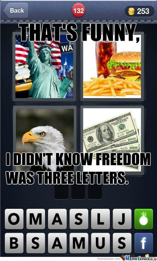 Three Letter Freedom
