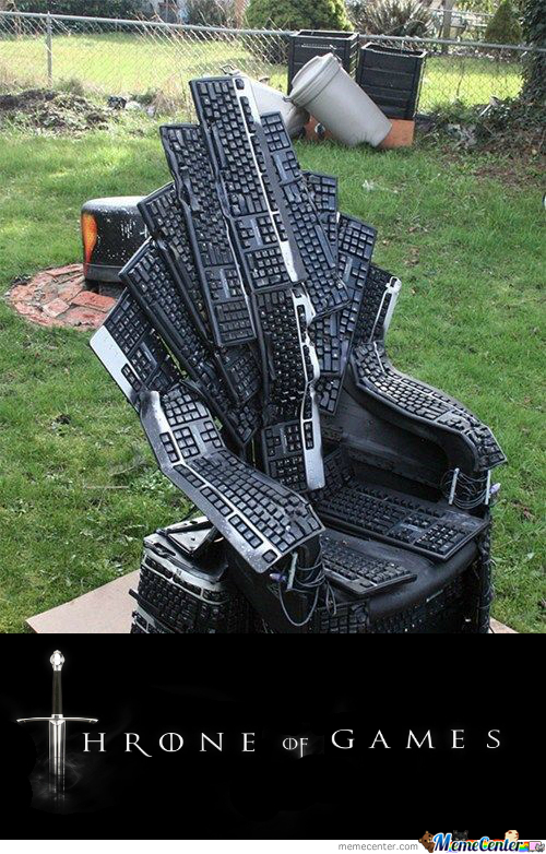 Throne For Gamers