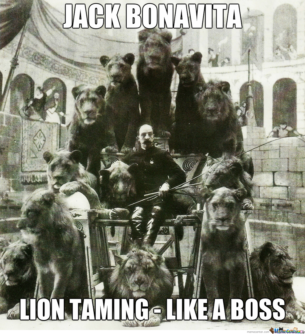 Throne Of Lions