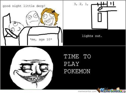 Time To Play Pokemon !