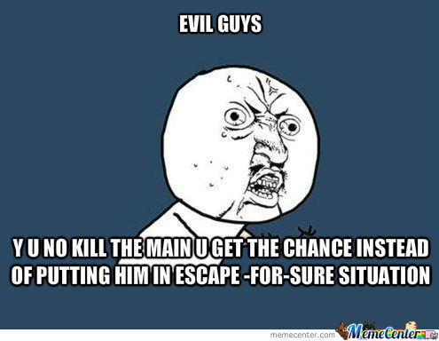 Tipical Evil Guy