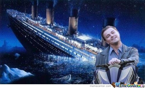 Titanic...alternativ Ending