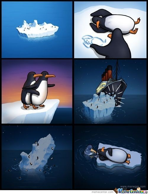 Titanic (Penguin Version)