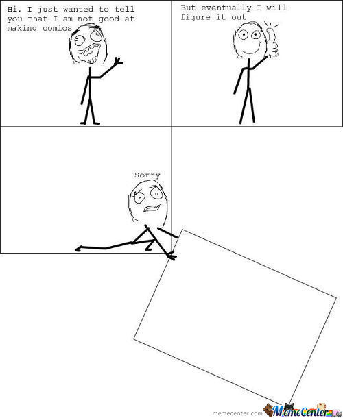 Bad Rage Comic Maker
