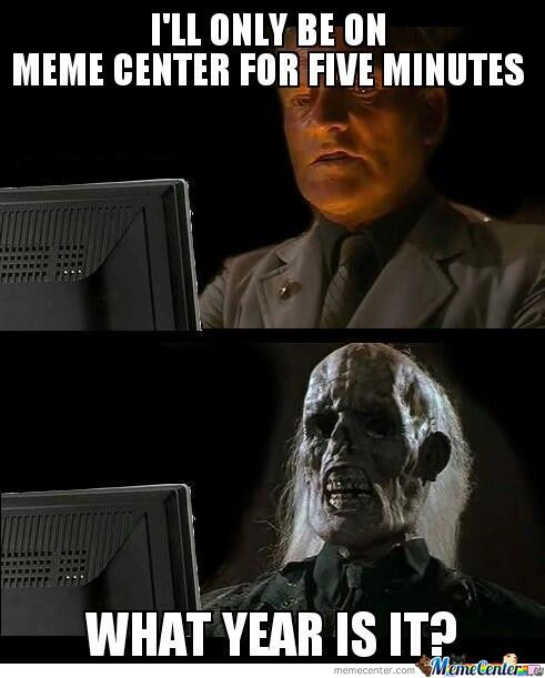 Only 5 Min...