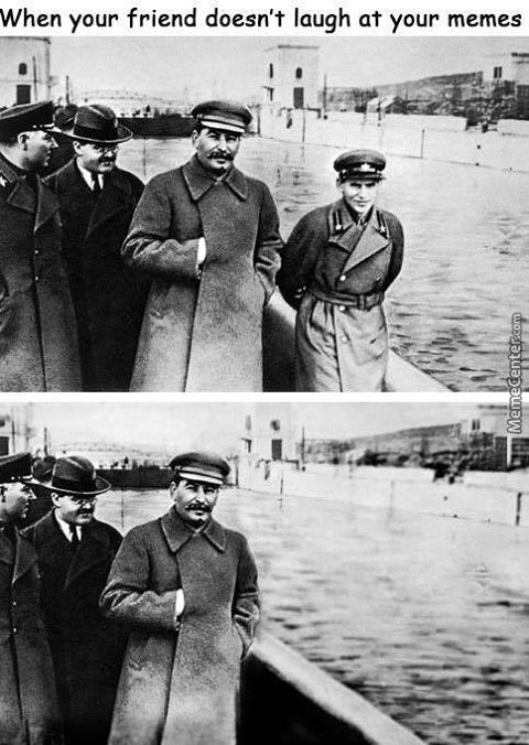 To Gulag With You