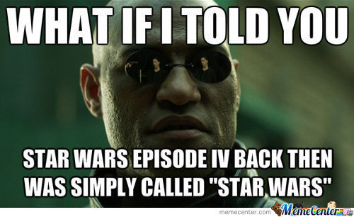To The Kids Who Never Knew Star Wars