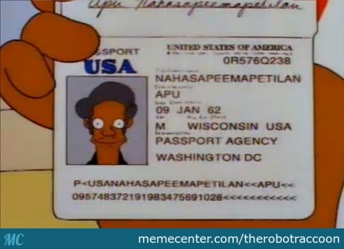 Today Is The Birthday Of Apu