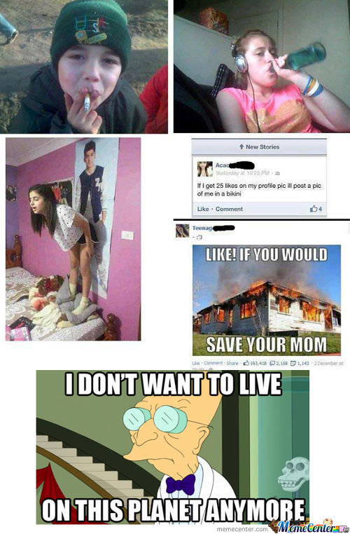 Todays Generation In A Nutshell!!!!