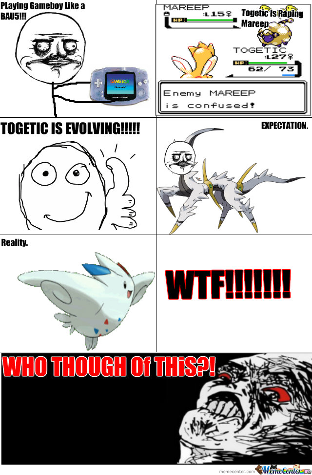 Togetic Evolving
