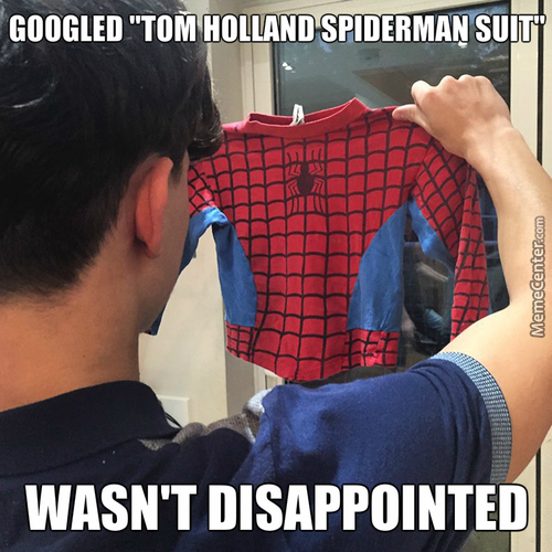 Tom Holland's Spider-Man Was Awesome Though.