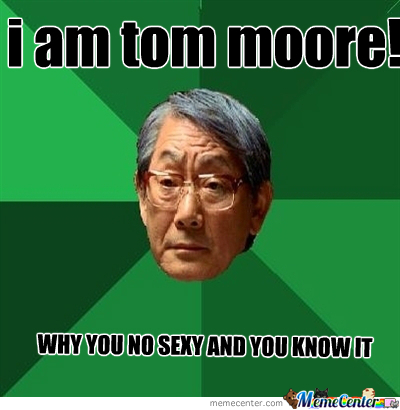 Tom Sexy Moore