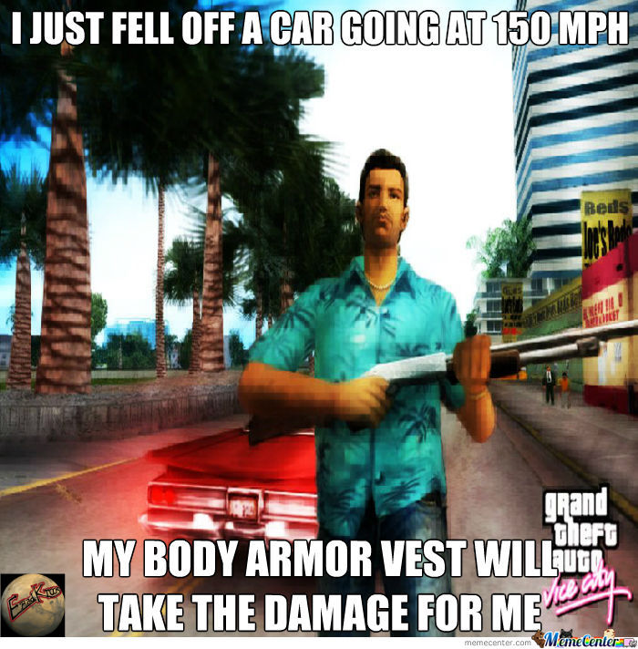 Tommy Vercetti Makes No Sense