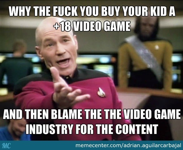 Too Many Kids In Online Games For Adults