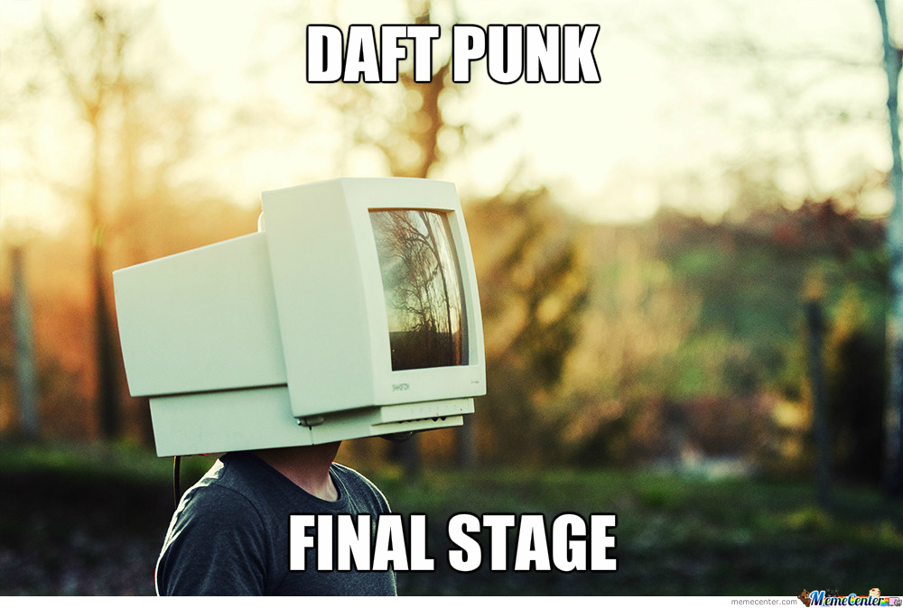 Too Much Daft Punk