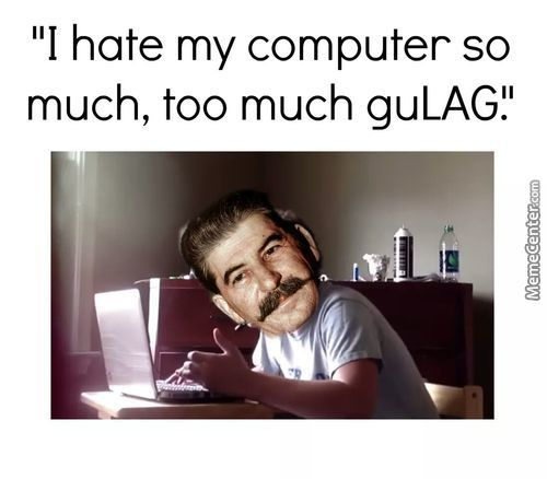Too Much Gulag