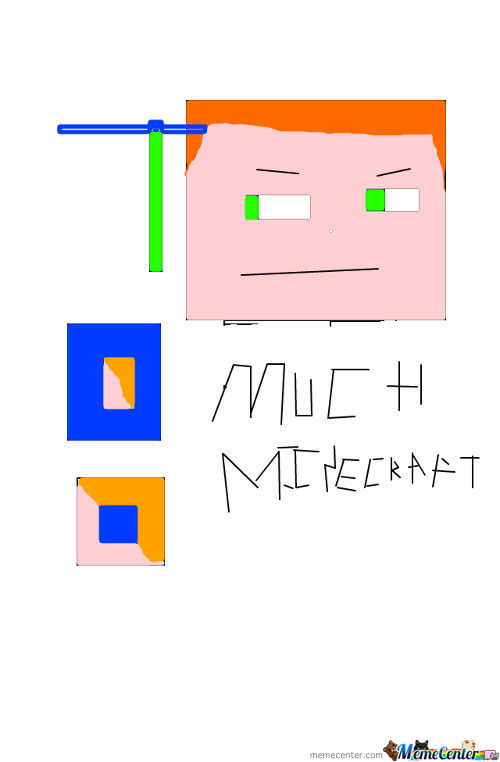 Too Much Minecraft