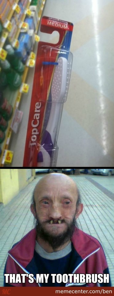 Top Care Toothbrush