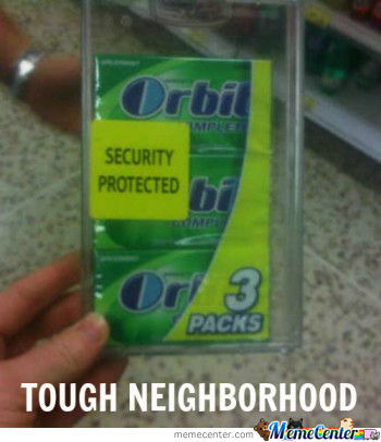 Tough Neighbourhood