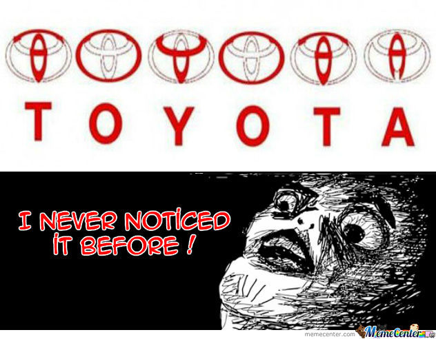 Toyota Logo By Dukee Meme Center