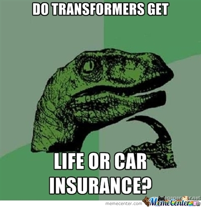 Transformers Insurance