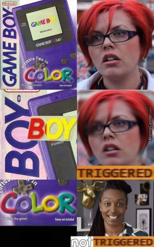 Triggered, But Not Niggered