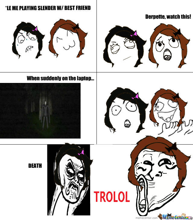 Troll Best Friend