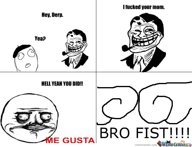 Troll Dad and Son