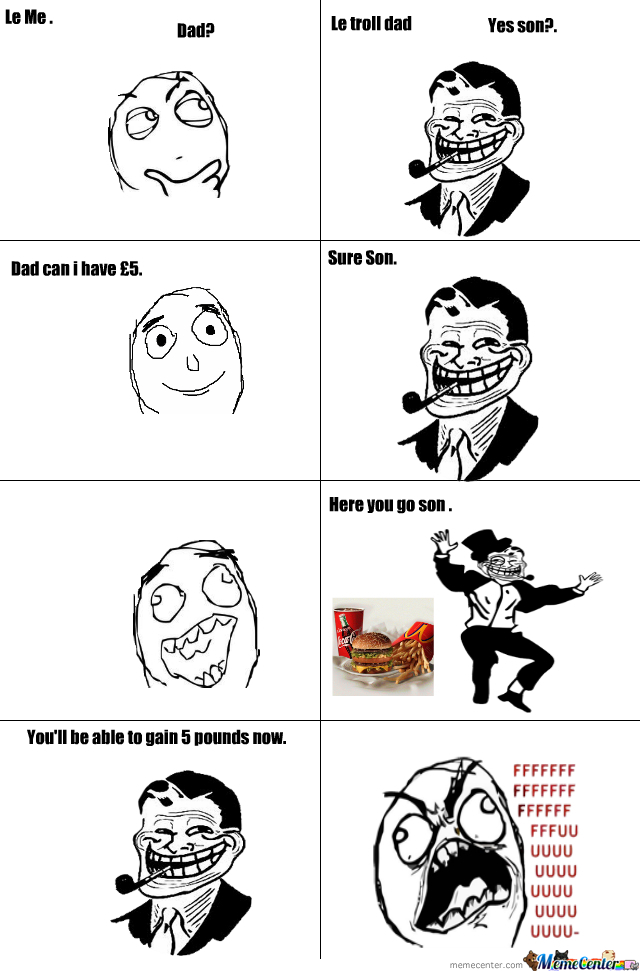troll meme characters - photo #8