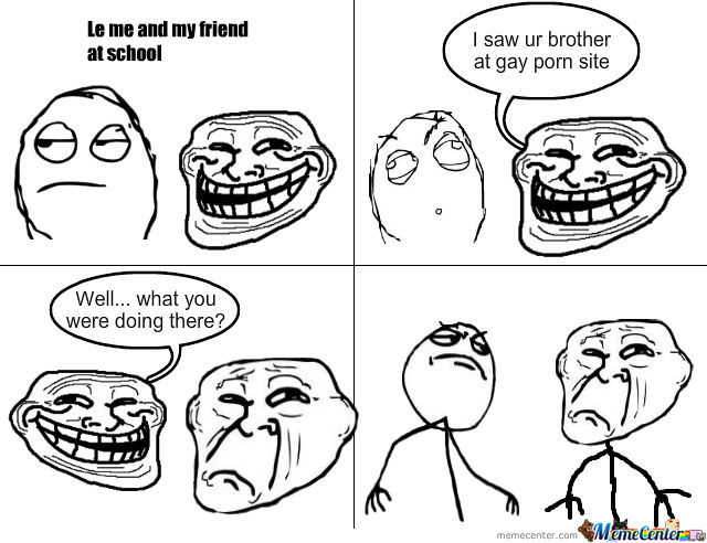 Troll Have Been Trolled