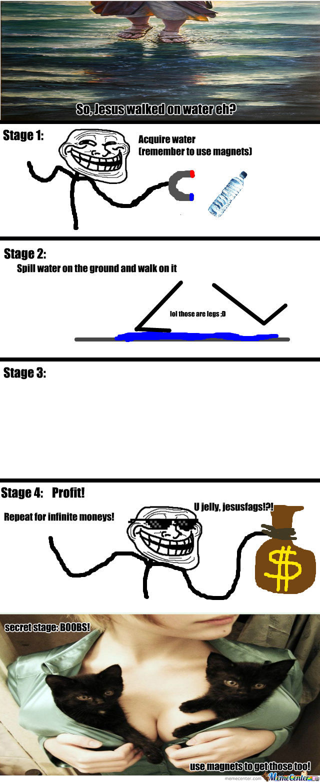 Troll Make Science!