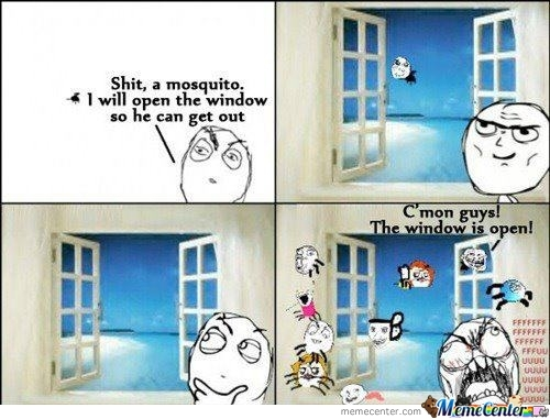 Troll Mosquito