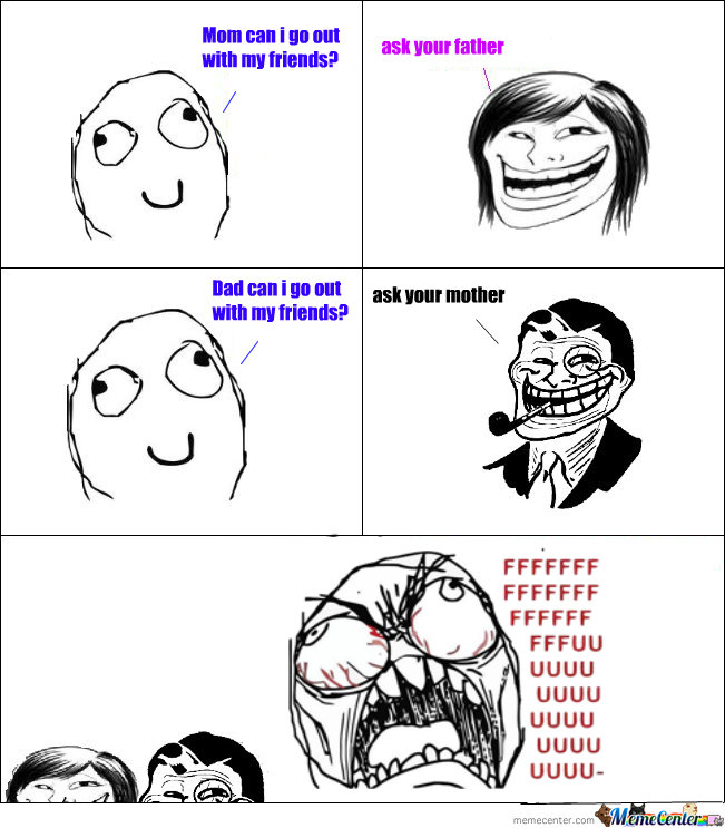 Troll Parents -_-