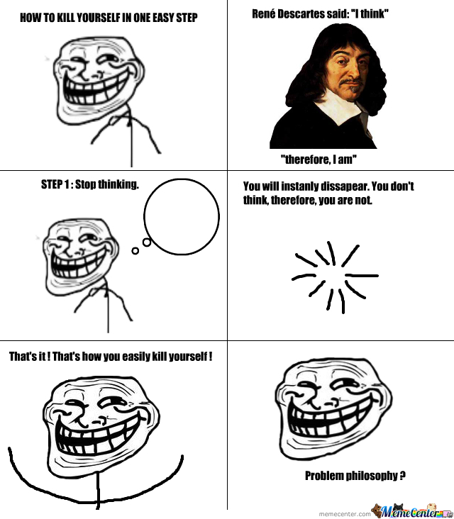 Troll Philosophy