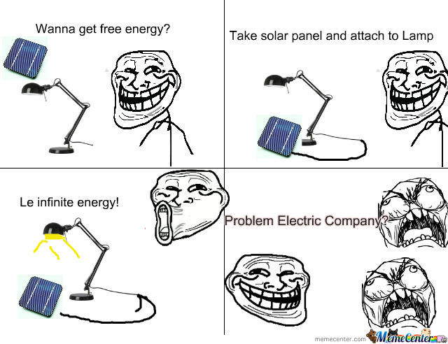Troll Physic - Infinite Energy