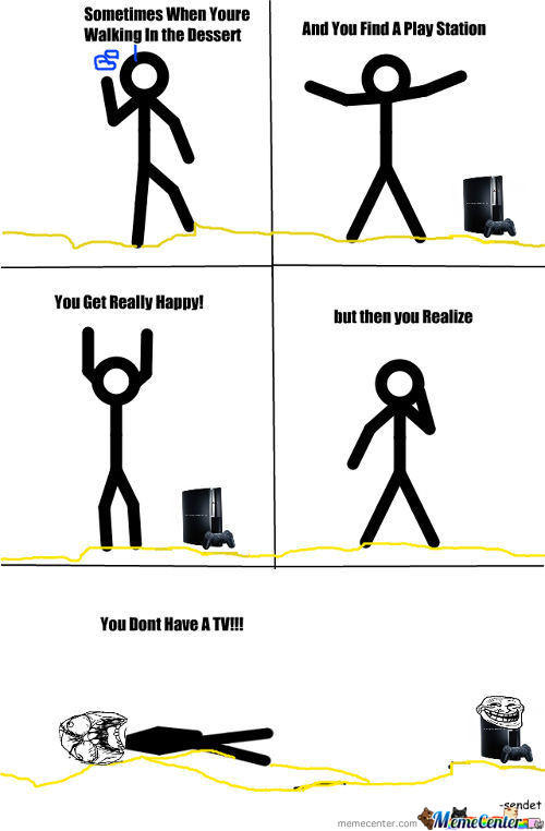 Troll Playstation