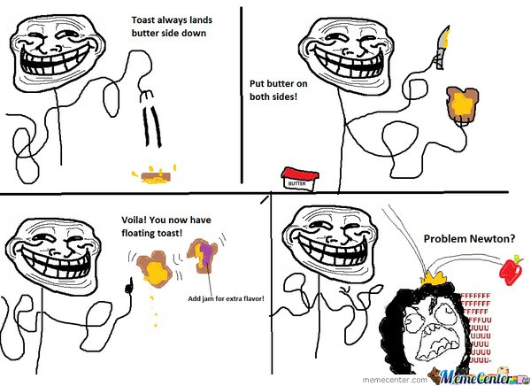 troll science