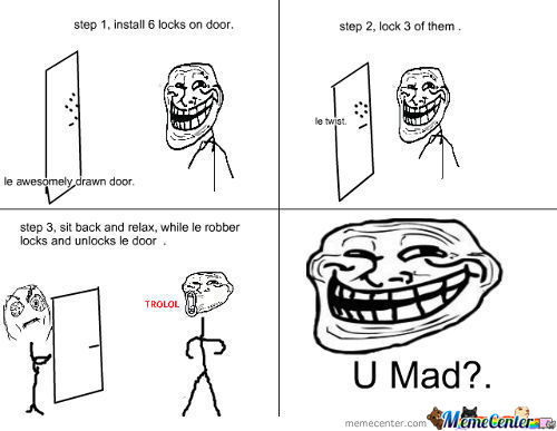 Troll The Robber 2
