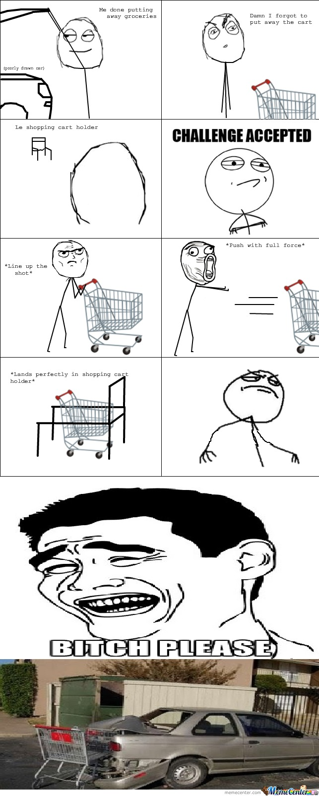 Trolley's Are The Real Trolls!