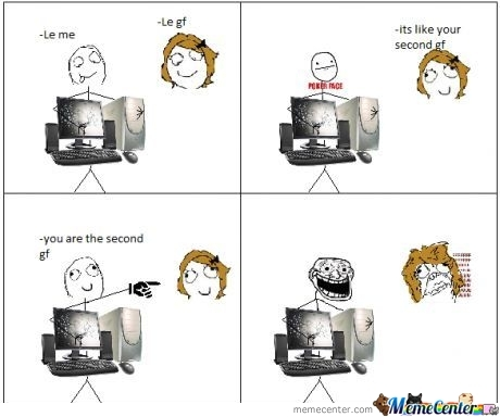 Trolling Girl Friend Like A Boss...