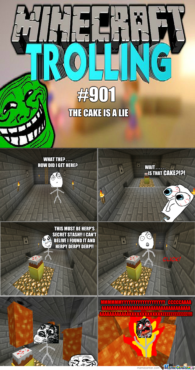 Trolling In Minecraft #901