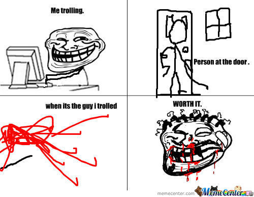 Trolling Its Bad