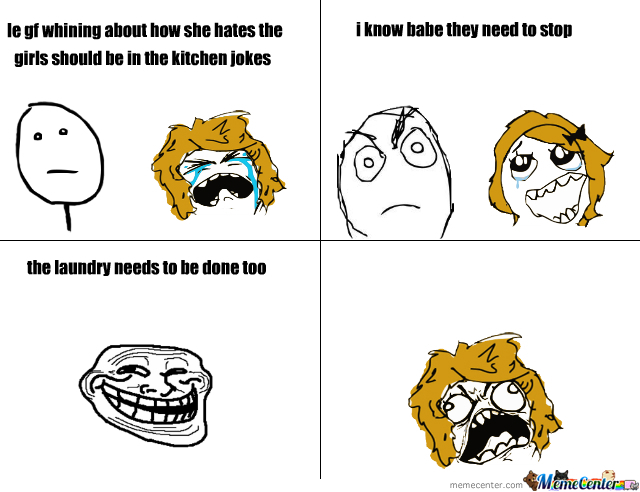 Trolling Le Girlfriend