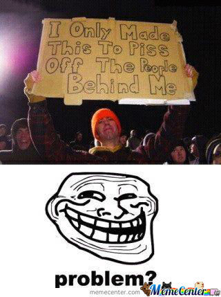 Trolling Level Over 9000