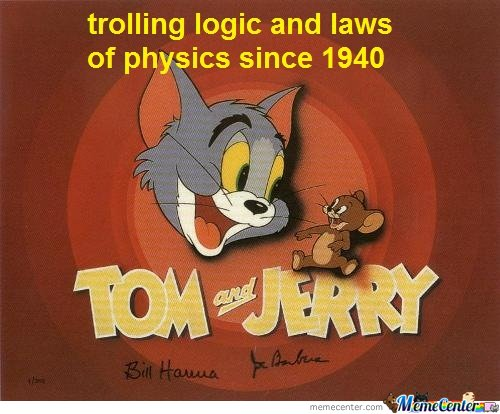 trolling logic since 1940