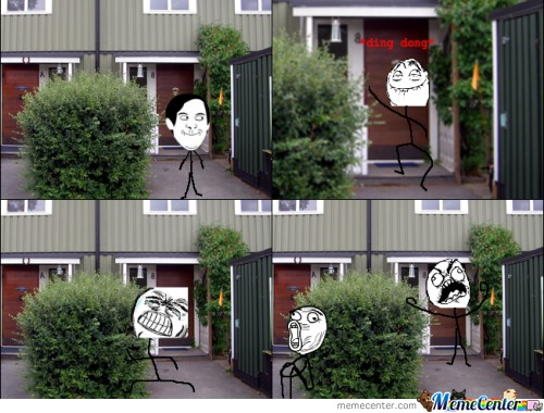 Trolling Neighbors
